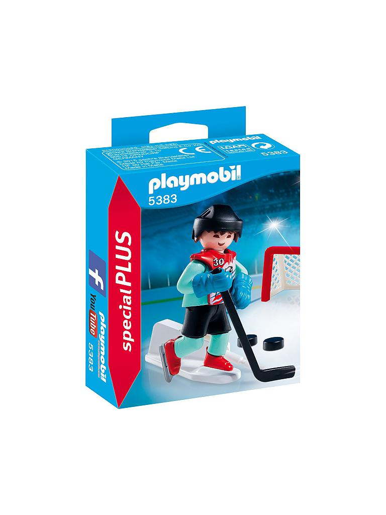 PLAYMOBIL | Eishockey | transparent