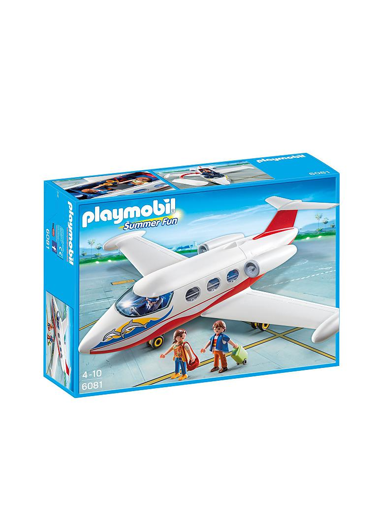 PLAYMOBIL | Ferienflieger | transparent