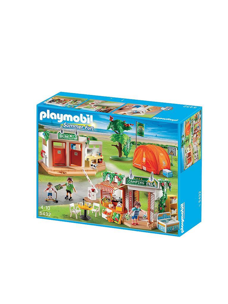 playmobil gro er campingplatz transparent. Black Bedroom Furniture Sets. Home Design Ideas