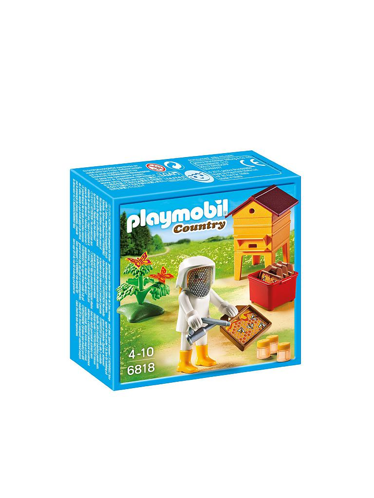PLAYMOBIL | Imkerin | transparent