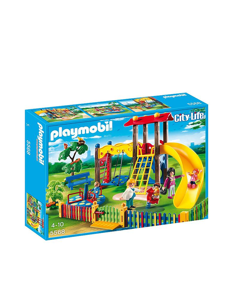 PLAYMOBIL | Kinderspielplatz | transparent