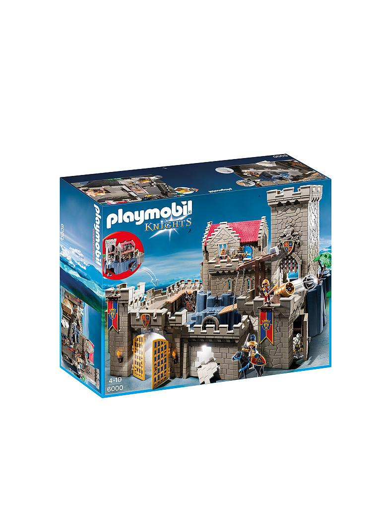 PLAYMOBIL | Knights - Königsburg 6000 | transparent