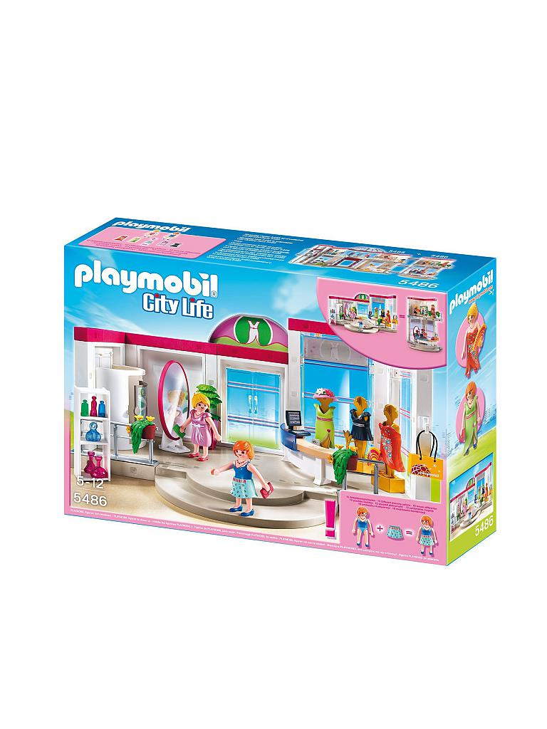 PLAYMOBIL | Modeboutique | transparent