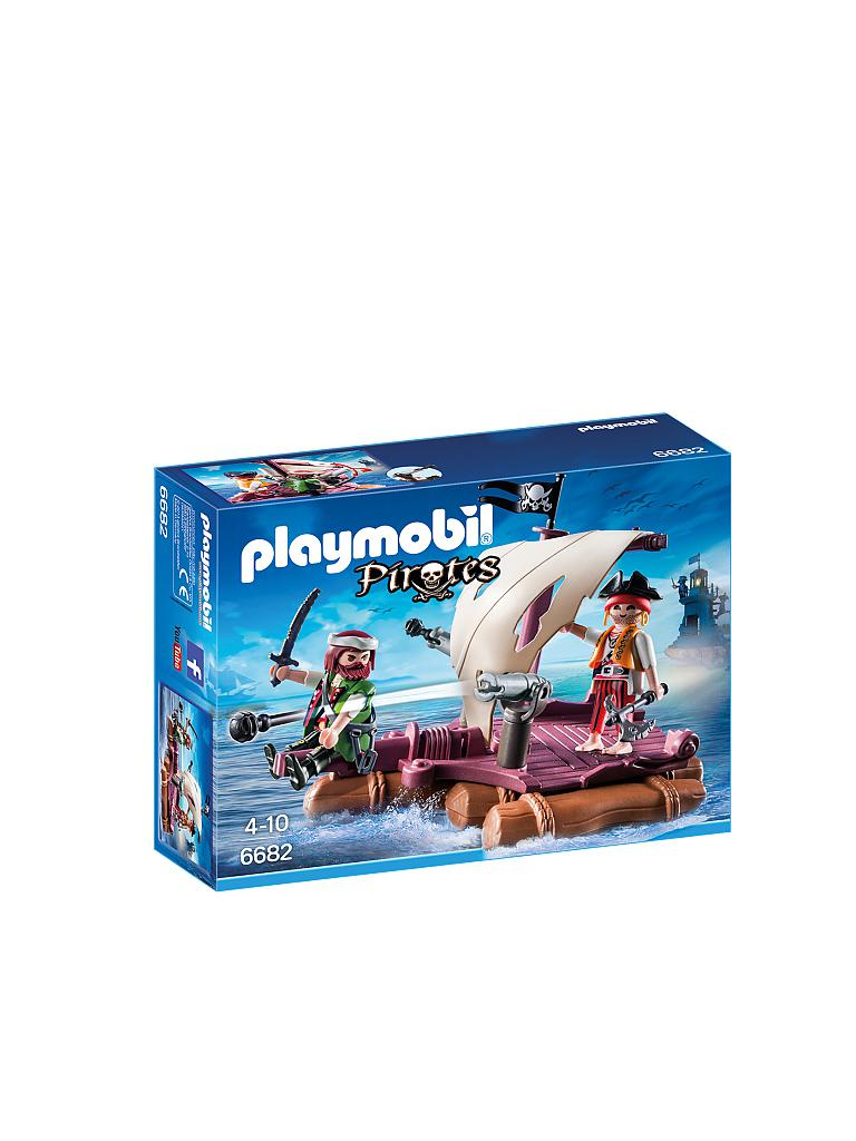 PLAYMOBIL | Piratenfloss | transparent