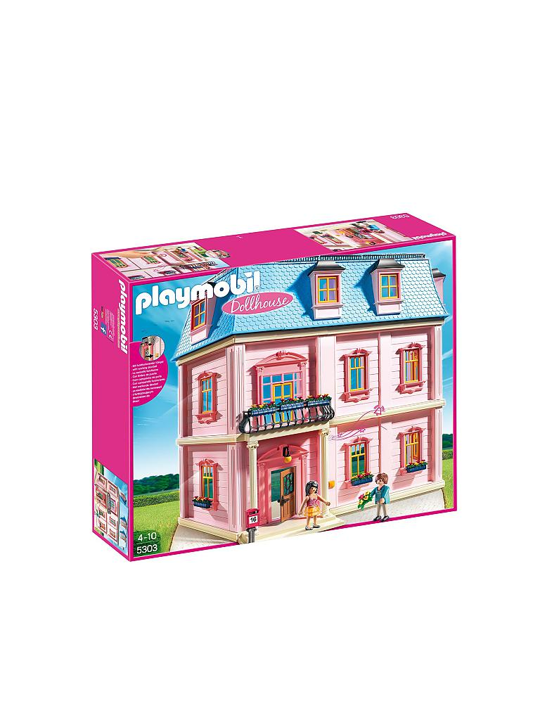 PLAYMOBIL | Romantisches Puppenhaus | transparent