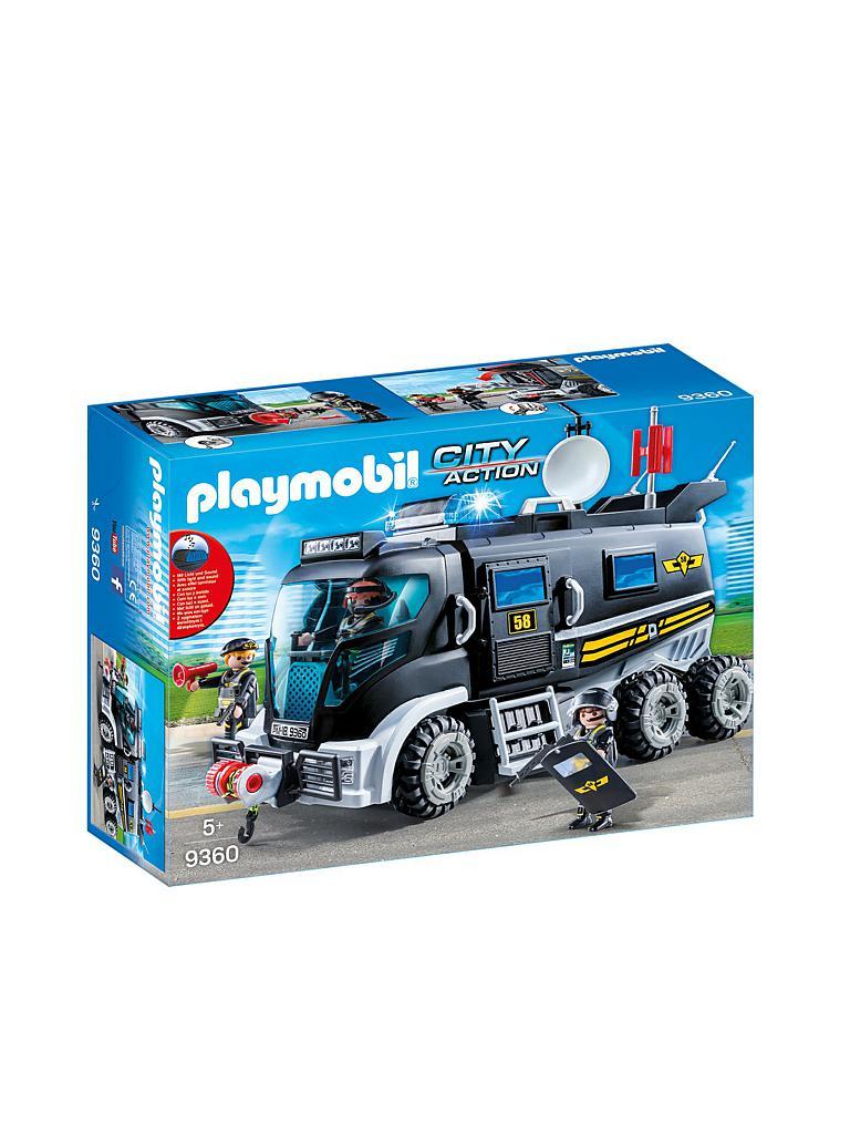 ausmalbilder playmobil polizei sek  malvorlagen