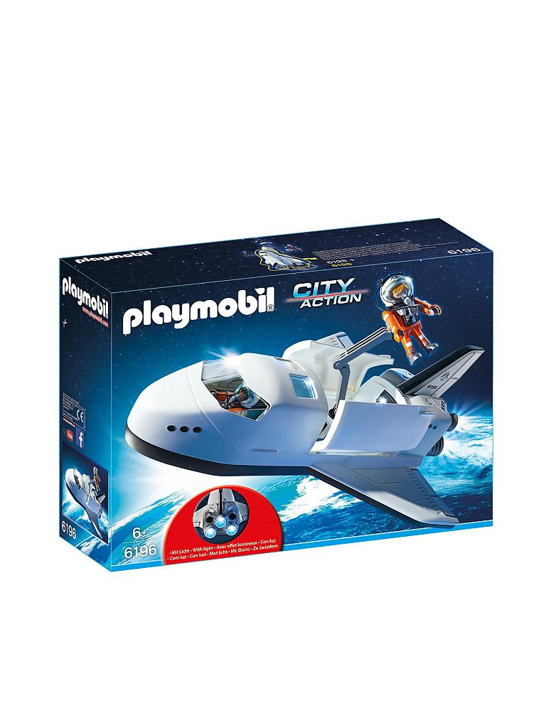 PLAYMOBIL | Space Shuttle | transparent