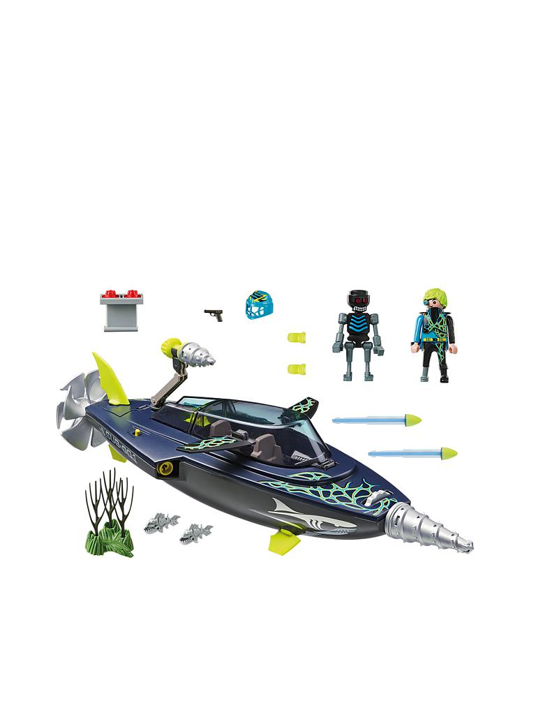 Sonstige Drill Destroyer Playmobil 70005 TEAM S.H.A.R.K