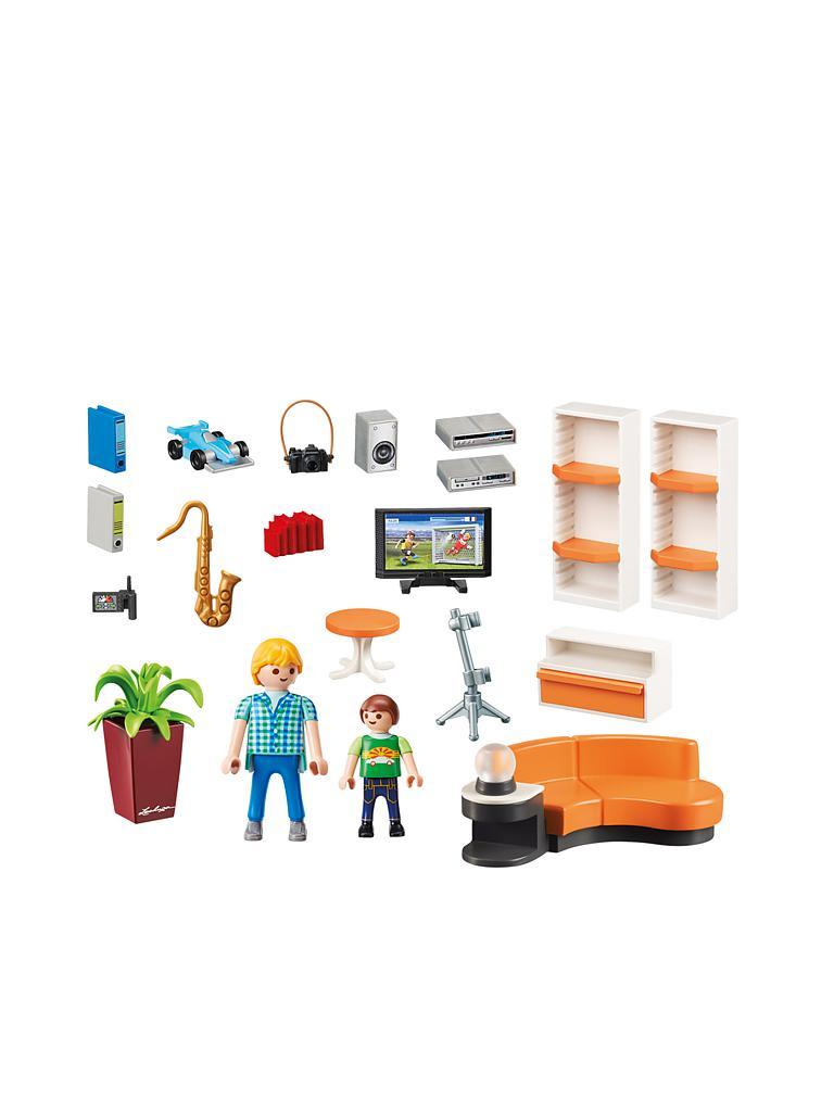 playmobil wohnzimmer 9267 transparent