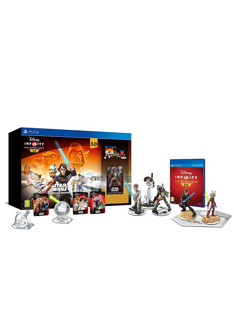 "PLAYSTATION 4 | DISNEY Infinity - Starter Pack 3.0 ""Special Edition"" 