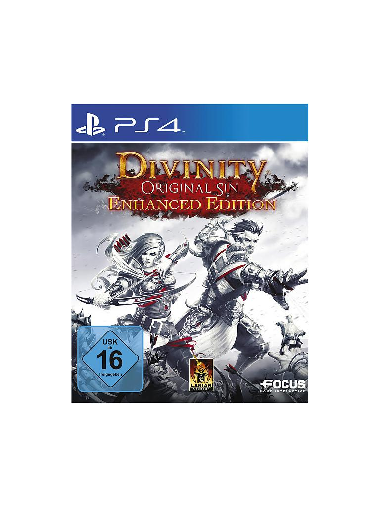 PLAYSTATION 4 | Divinity Original Sin - Enhanced Edition | transparent