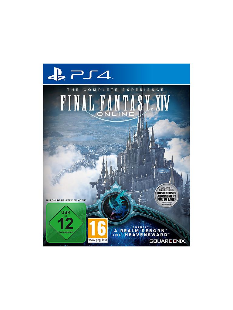 PLAYSTATION 4 | Final Fantasy XIV Online | transparent