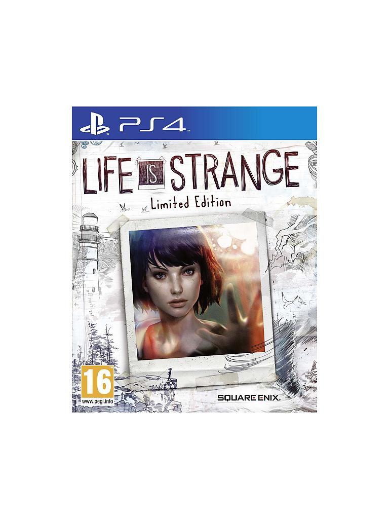 PLAYSTATION 4 | Life is Strange - Limited Edition | transparent