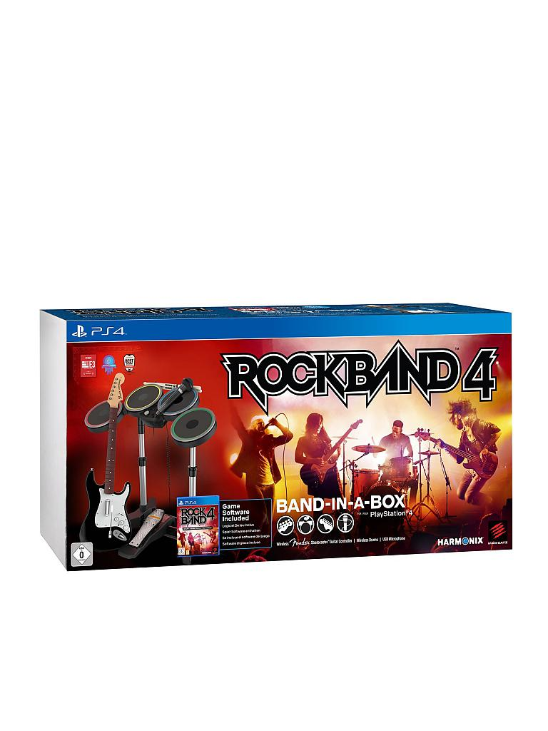 "PLAYSTATION 4 | Madcatz ""Rock Band 4 - Bundle"" 