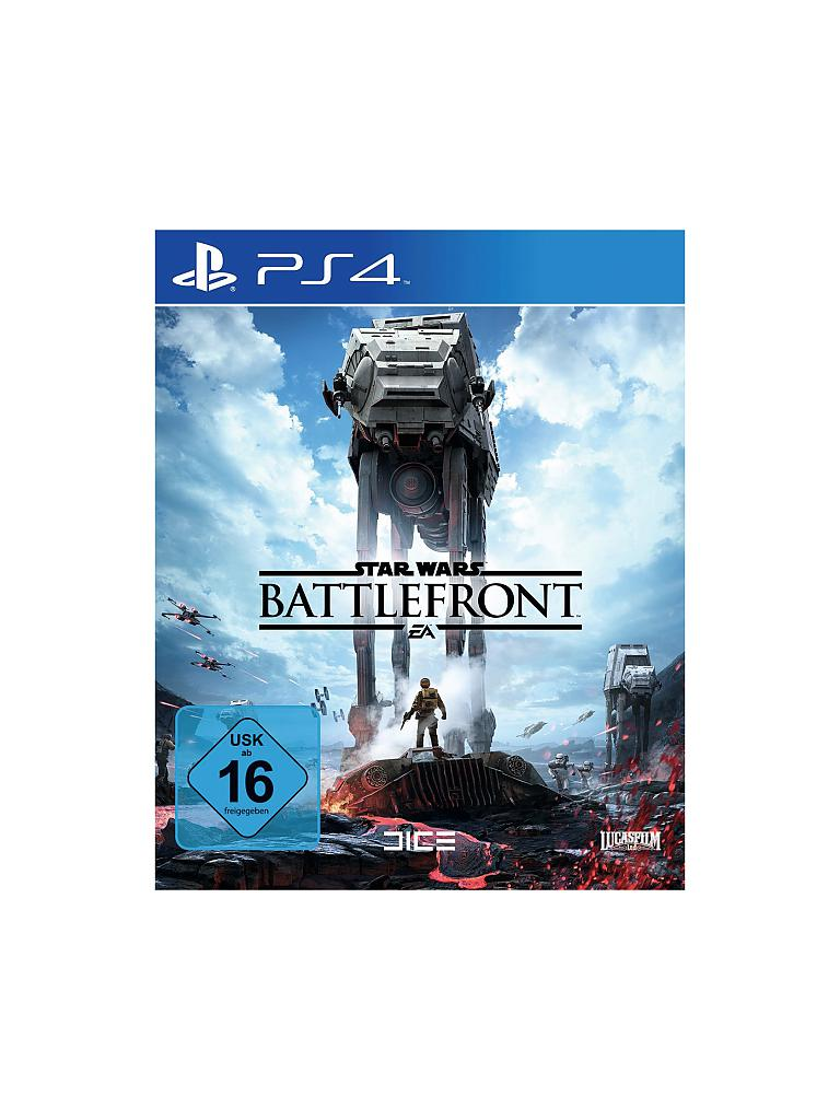 "PLAYSTATION 4 | Star Wars - Battlefront ""Day One Edition""  