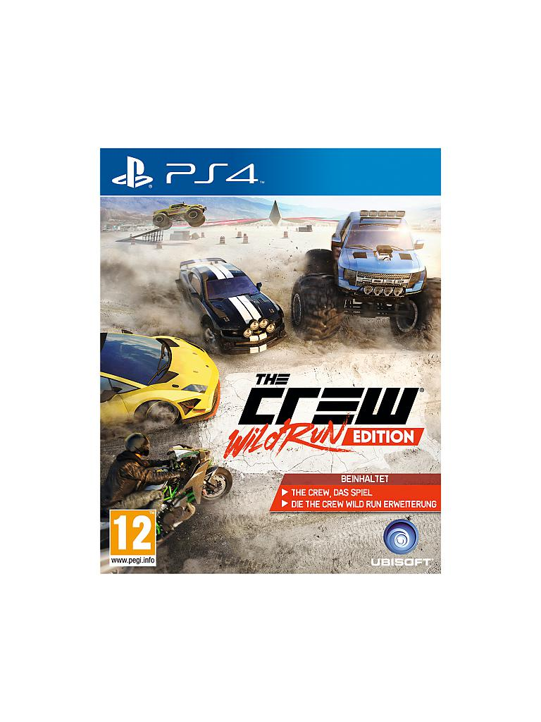 PLAYSTATION 4 | The Crew - Wild Run Edition | transparent