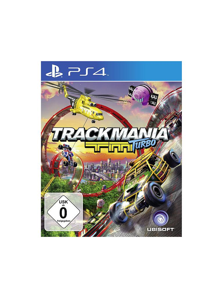 PLAYSTATION 4 | Trackmania - Turbo | transparent