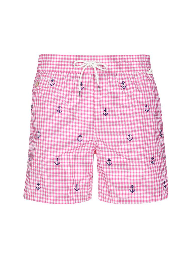 POLO RALPH LAUREN | Beachshort | rosa