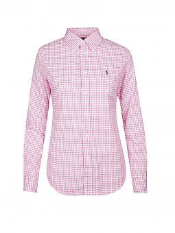 9ef978c79b7c2a POLO RALPH LAUREN Bluse Custom-Fit