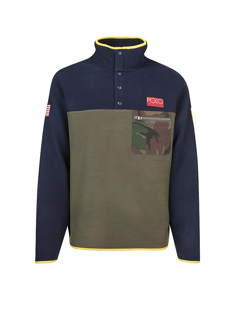 brand new 639ae 8b645 Fleece-Pullover