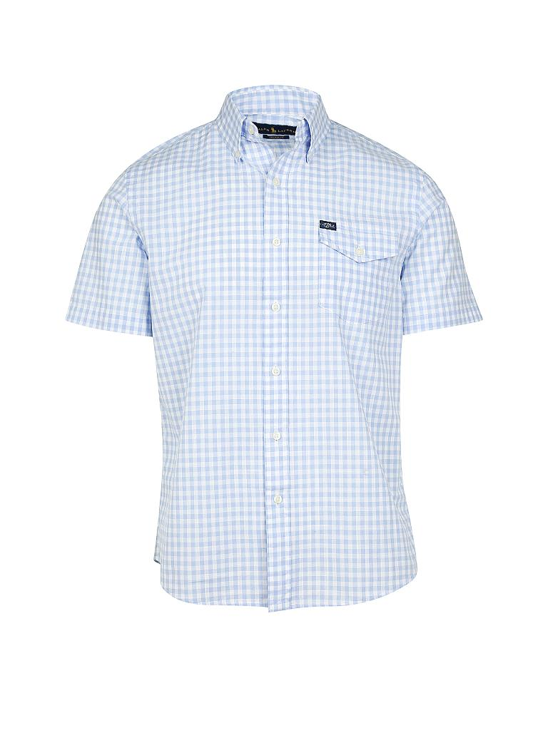 POLO RALPH LAUREN | Hemd Custom-Fit | blau