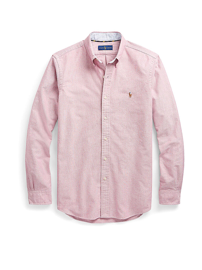 POLO RALPH LAUREN | Hemd Slim Fit | rosa