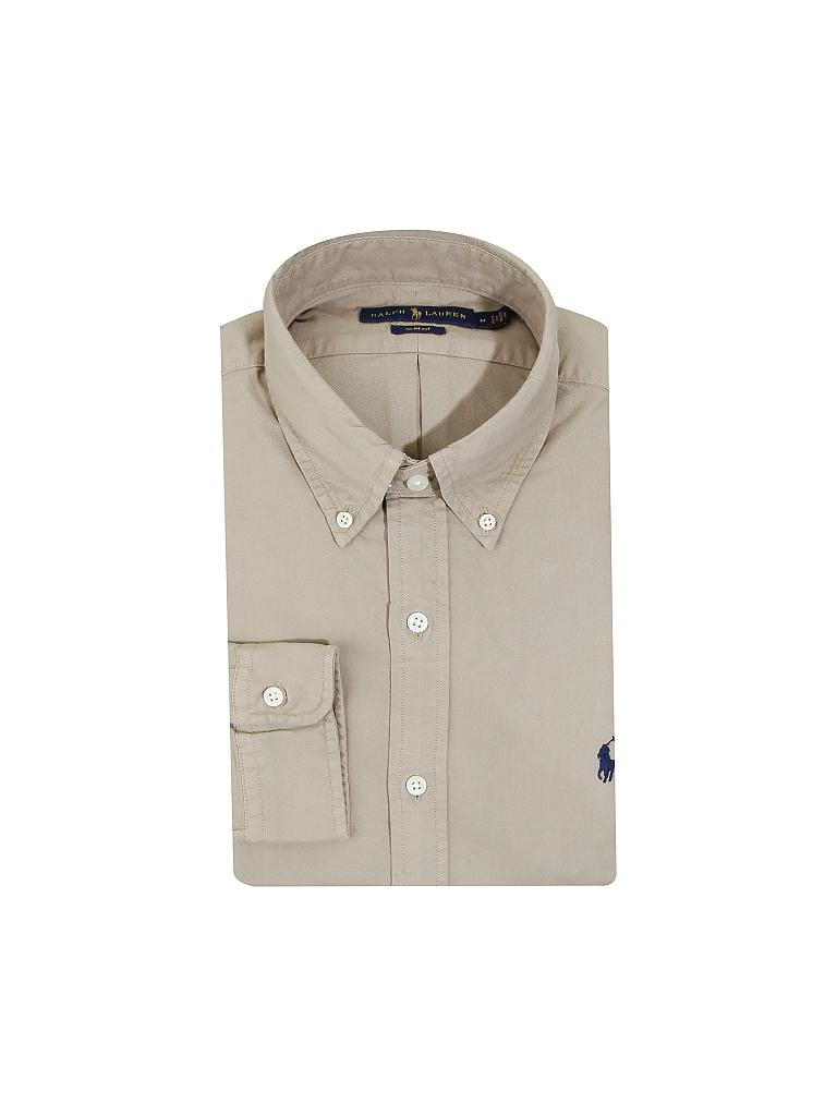 POLO RALPH LAUREN | Hemd Slim-Fit | beige