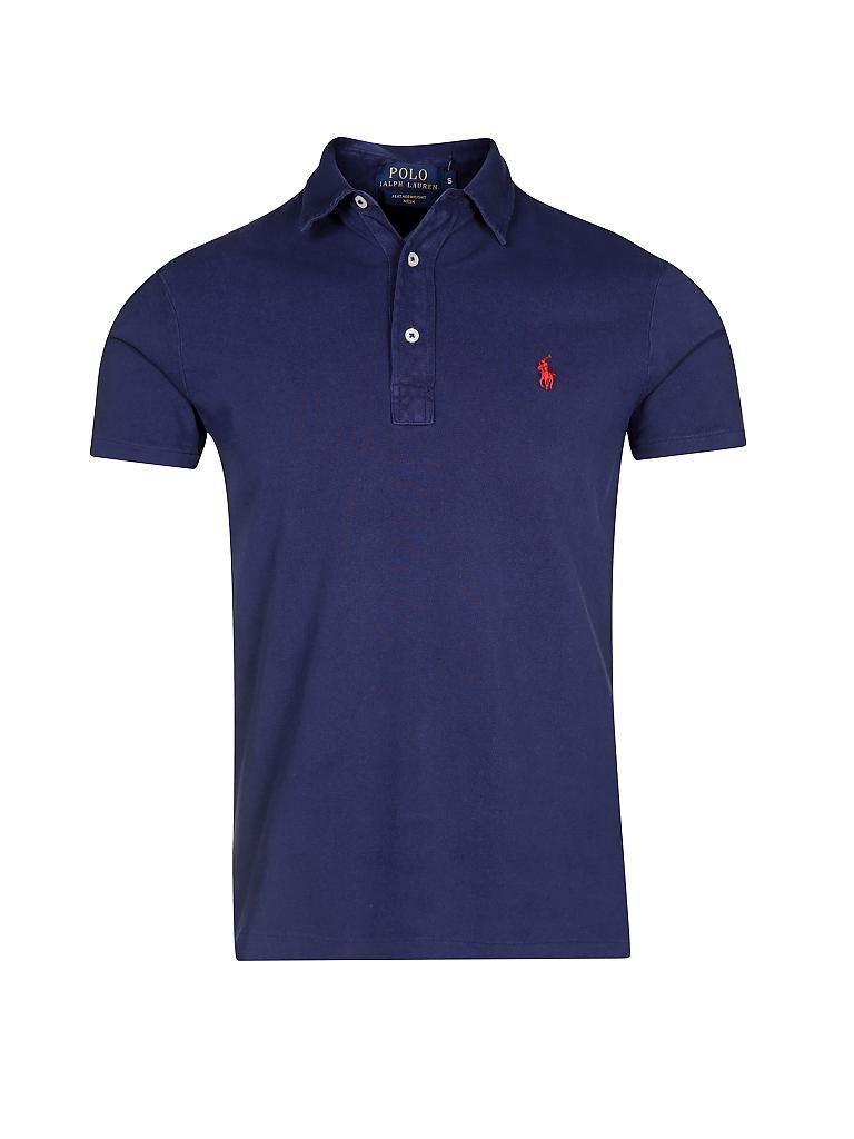 5063af1f488ce1 POLO RALPH LAUREN Poloshirt blau