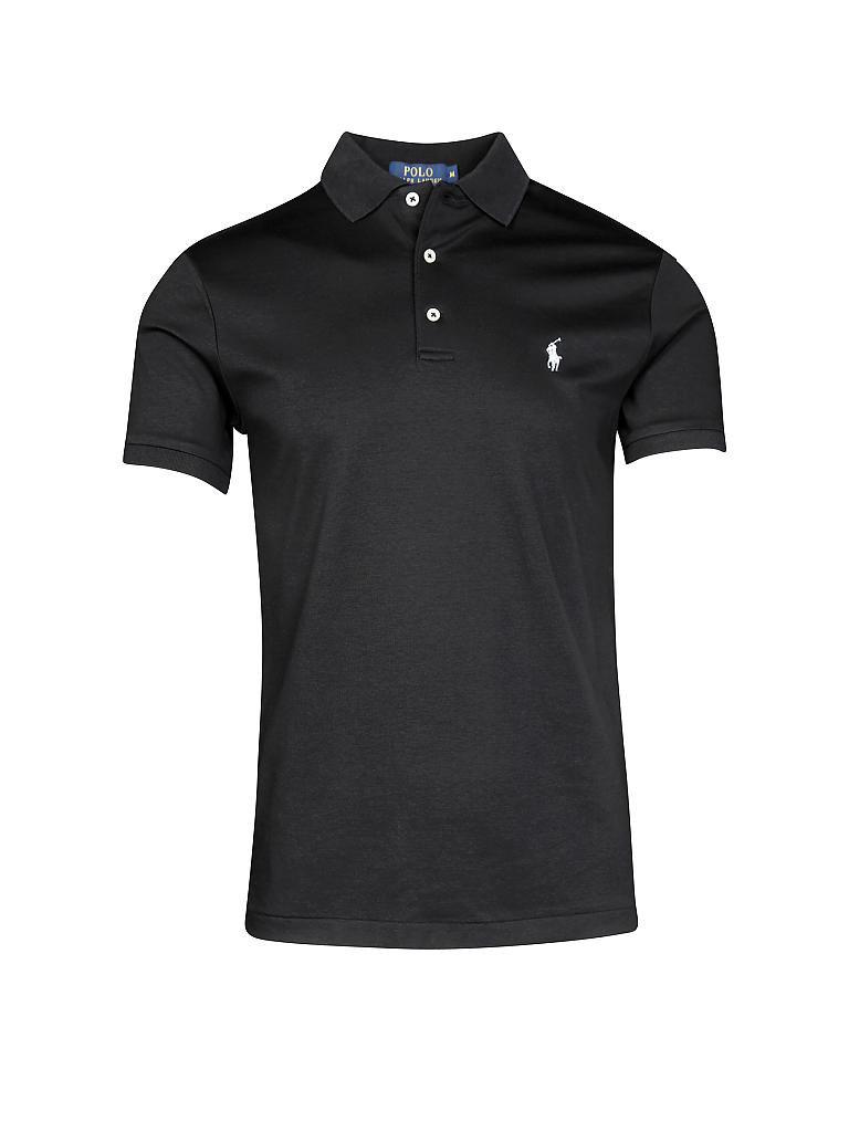 1feb75533059 POLO RALPH LAUREN Poloshirt schwarz   S