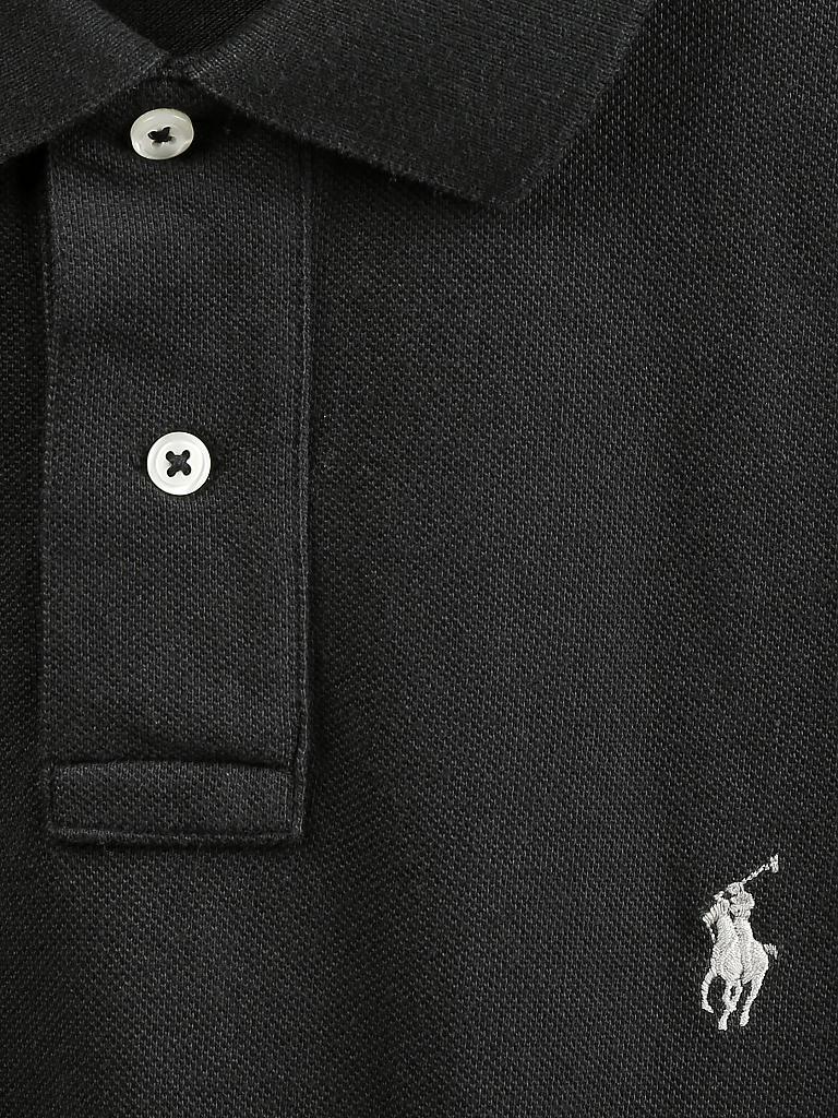 Polo Ralph Lauren Poloshirt Custom Slim Fit Schwarz S