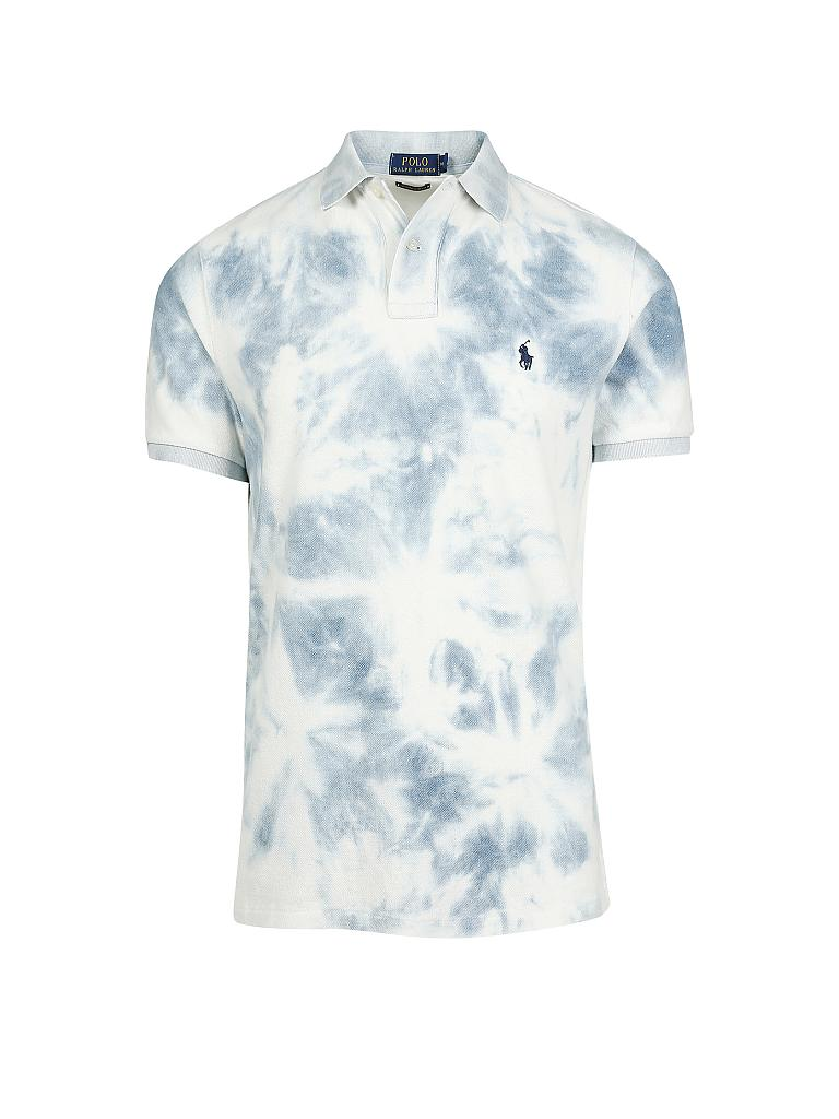POLO RALPH LAUREN | Poloshirt Custom-Slim-Fit | blau