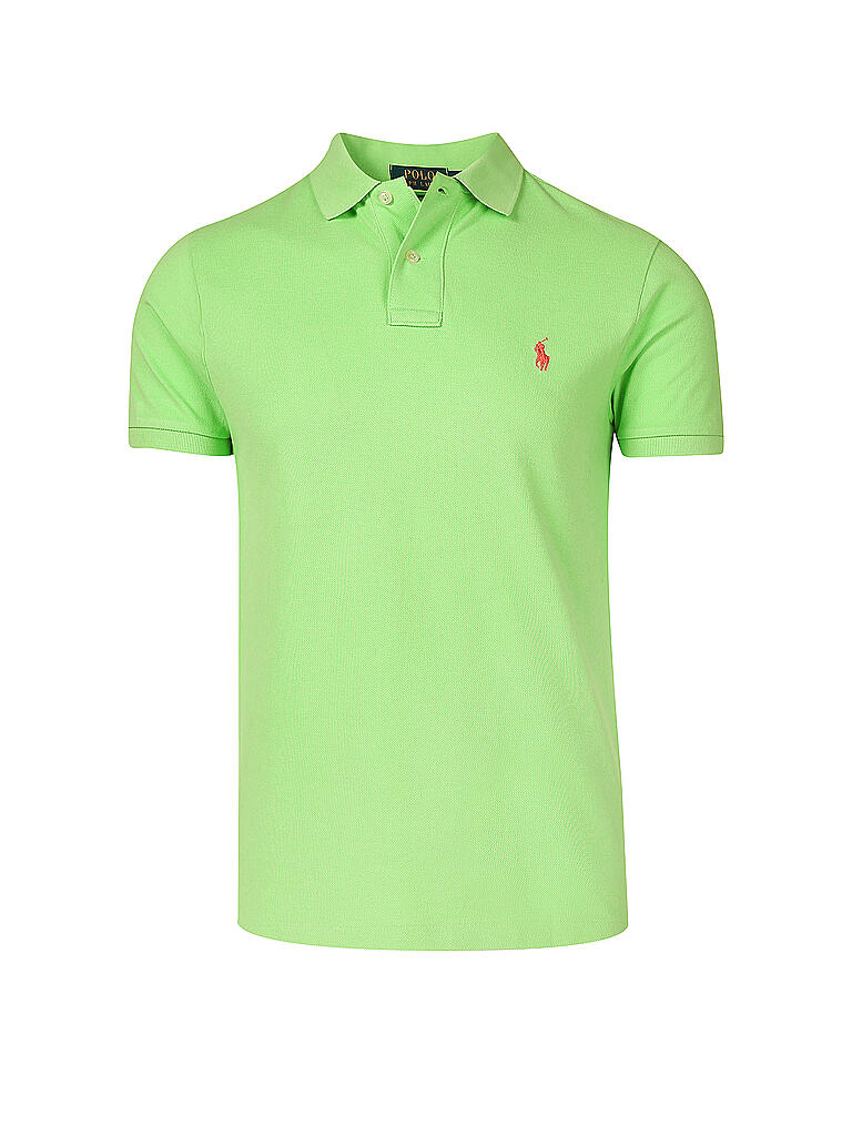 POLO RALPH LAUREN | Poloshirt Slim Fit | grün