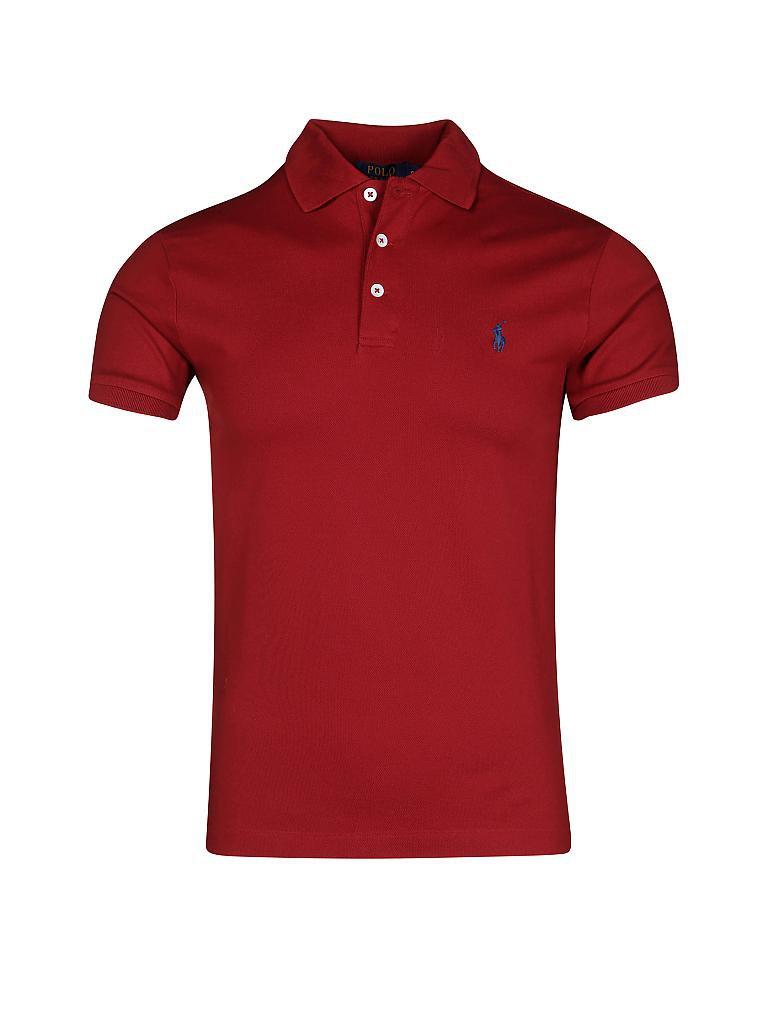 14145c15366aa7 POLO RALPH LAUREN Poloshirt Slim-Fit