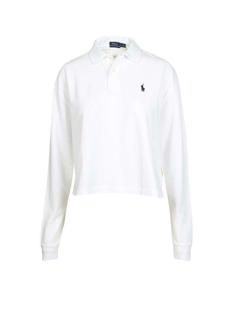 34aed6560e7733 POLO RALPH LAUREN Poloshirt weiß