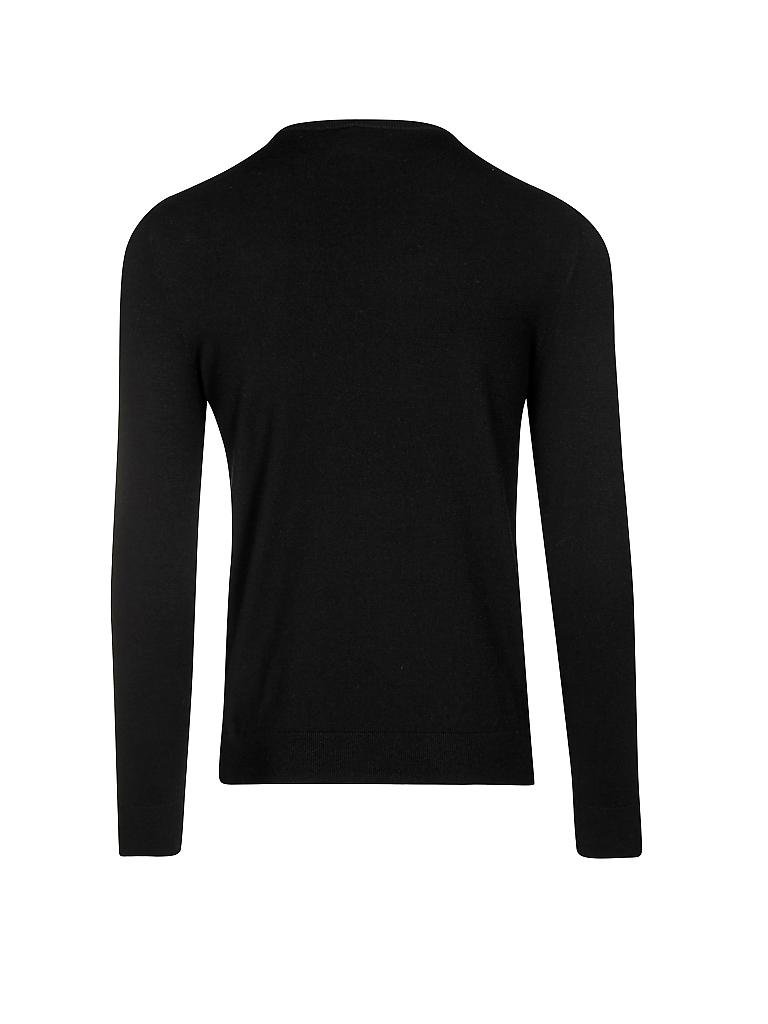 POLO RALPH LAUREN | Pullover Slim-Fit  | schwarz
