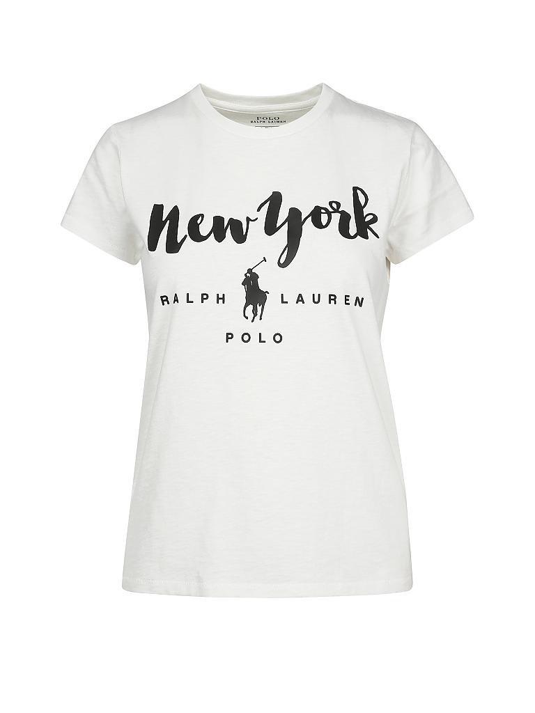 9cb339851c03 POLO RALPH LAUREN T-Shirt weiß   XS