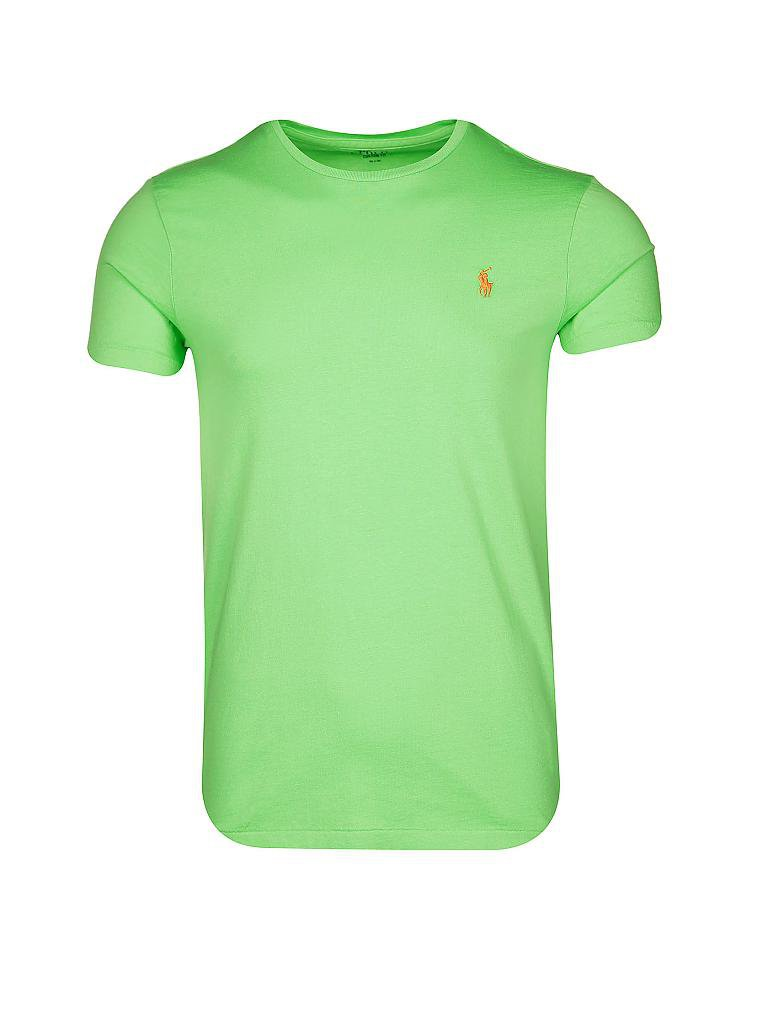 POLO RALPH LAUREN | T-Shirt Custom-Fit | grün