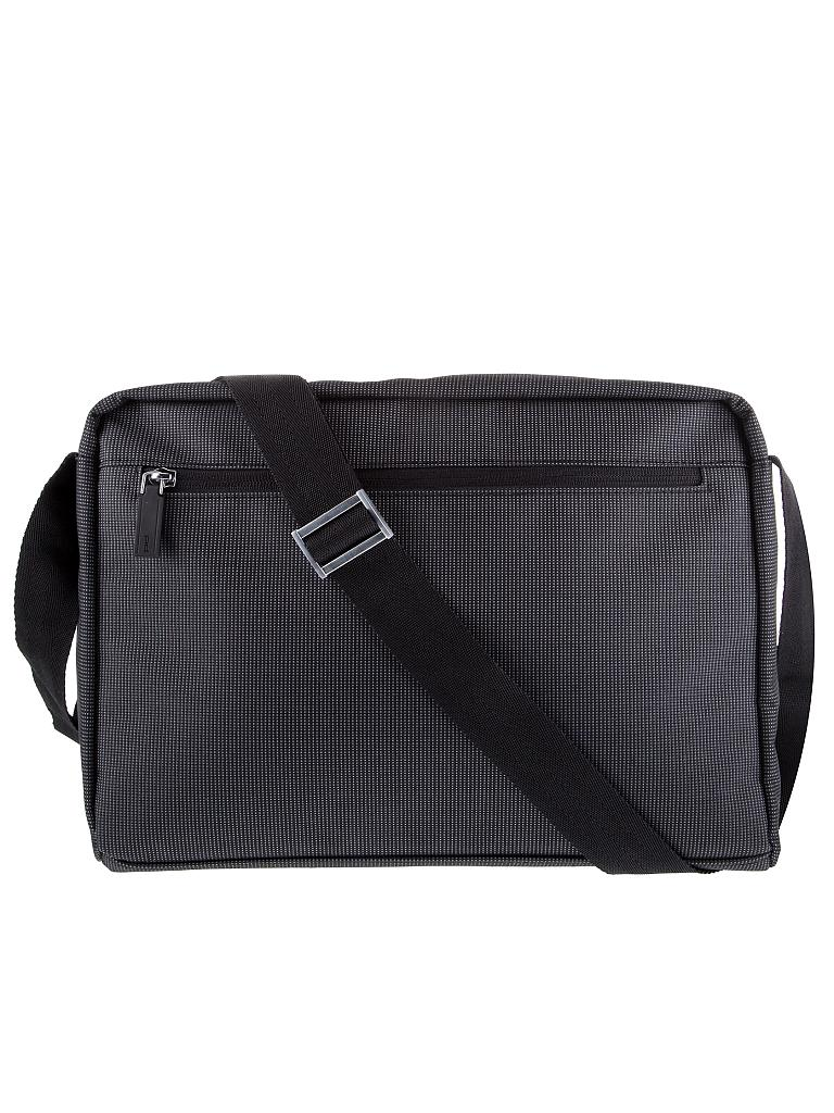 porsche design tasche cargon shoulderbag grau. Black Bedroom Furniture Sets. Home Design Ideas