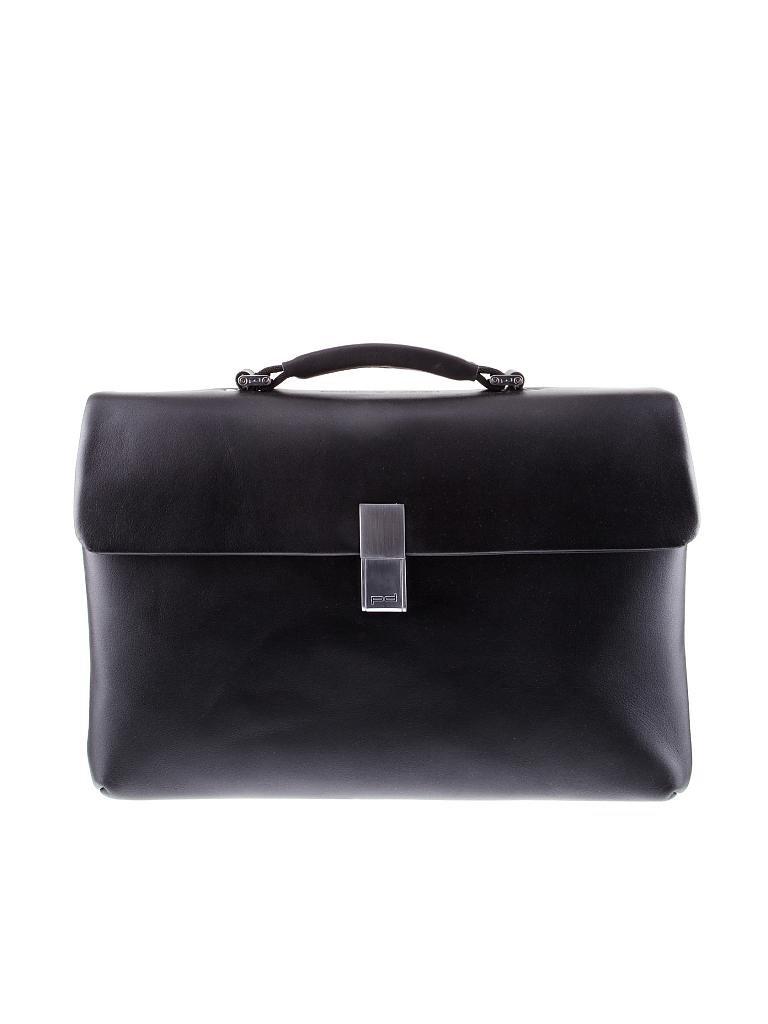 porsche design tasche cl2 briefbag schwarz. Black Bedroom Furniture Sets. Home Design Ideas