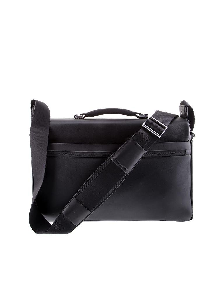 porsche design tasche cl2 briefbag schwarz. Black Bedroom Furniture Sets. Home Design Ideas