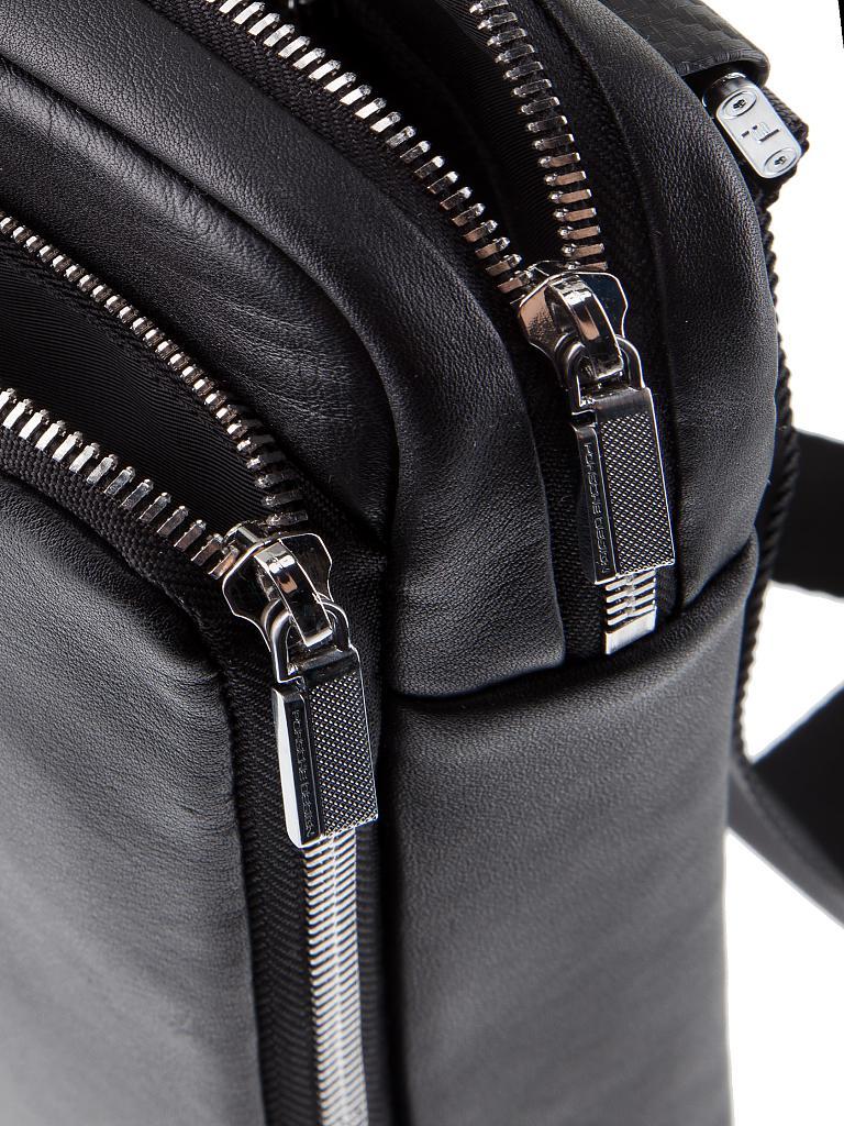 porsche design tasche cl2 2 0 shoulderbag schwarz. Black Bedroom Furniture Sets. Home Design Ideas