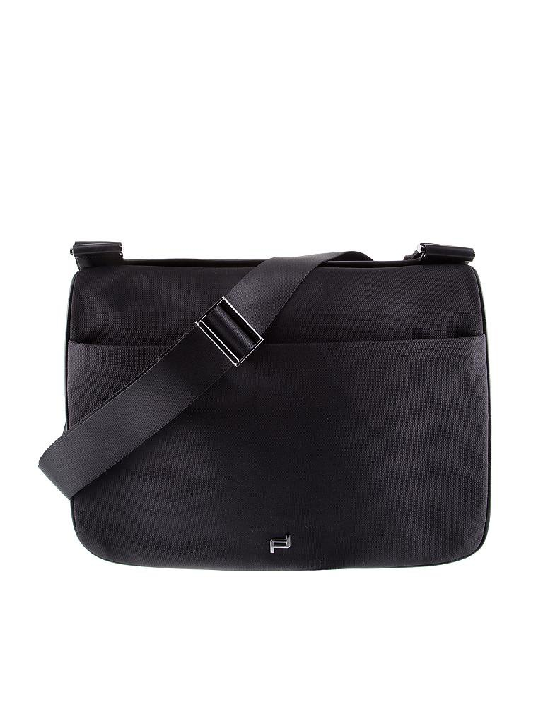 porsche design tasche shyrt shoulderbag schwarz. Black Bedroom Furniture Sets. Home Design Ideas