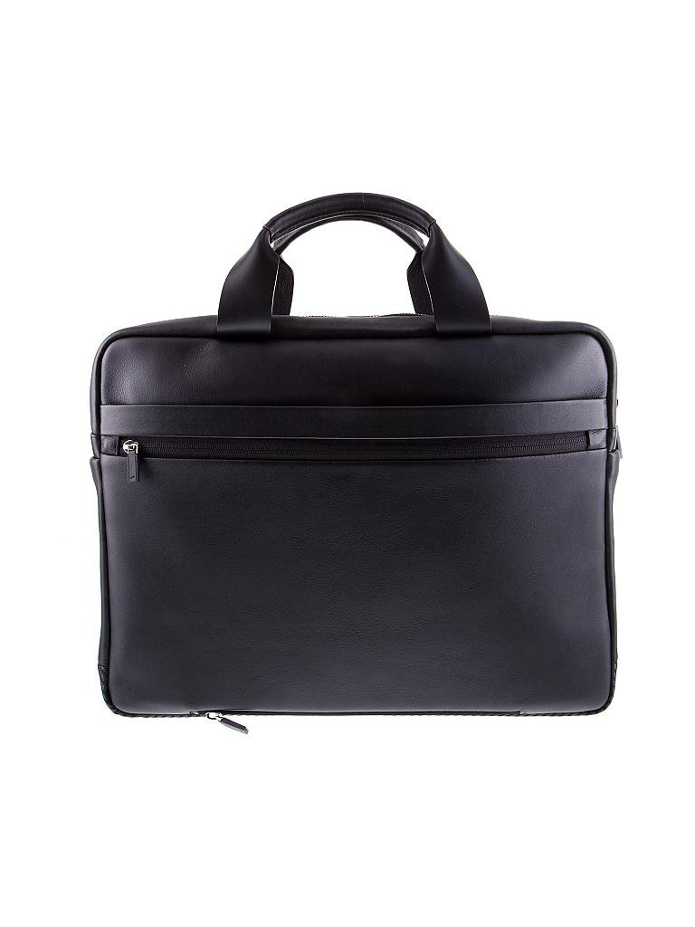 porsche design tasche cl2 2 0 briefbag schwarz. Black Bedroom Furniture Sets. Home Design Ideas