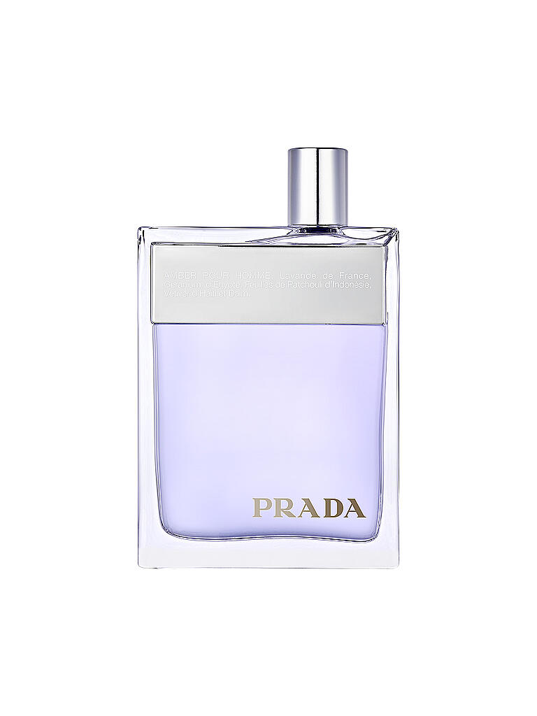 PRADA | Amber pour Homme Eau de Toilette Spray 100ml | transparent