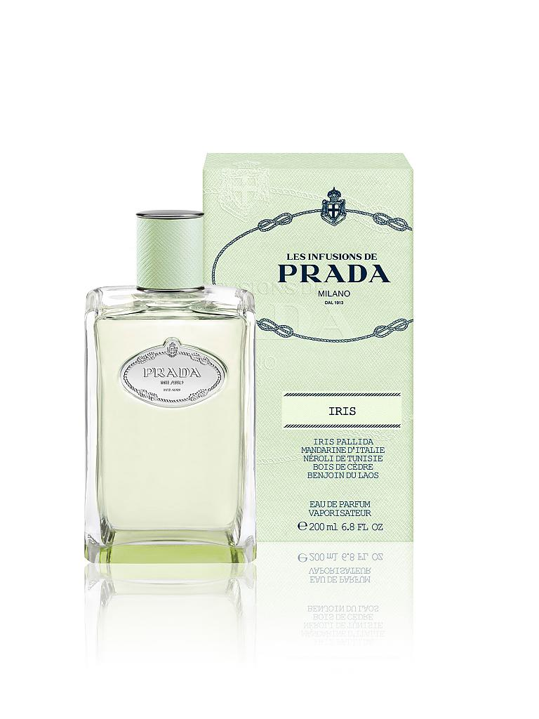 PRADA | Infusion D' Iris Eau de Parfum Spray 200ml | transparent