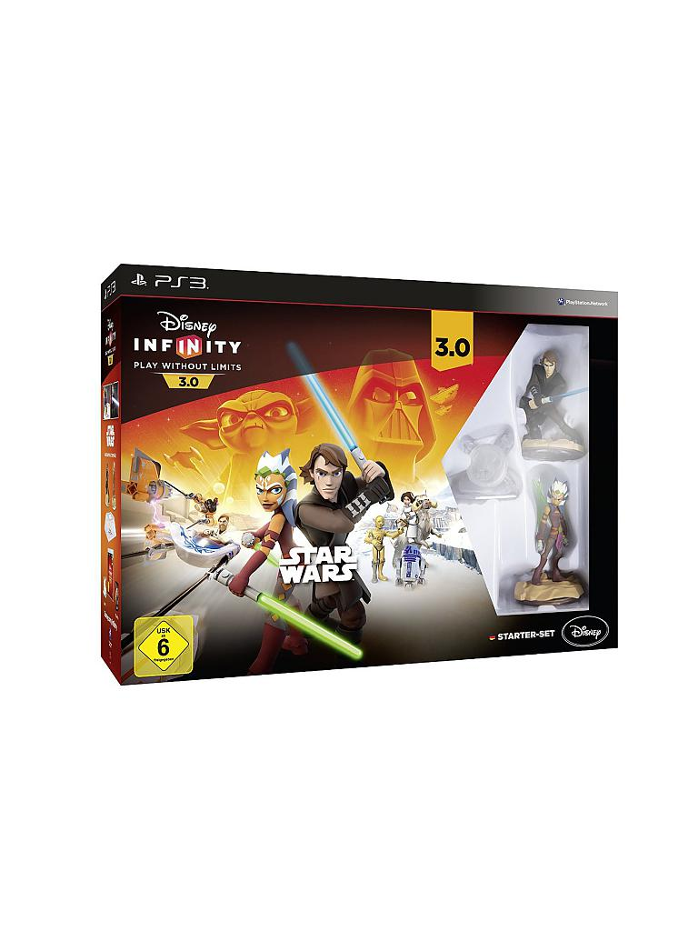PS 3 | DISNEY Infinity - Starter Pack 3.0 | transparent