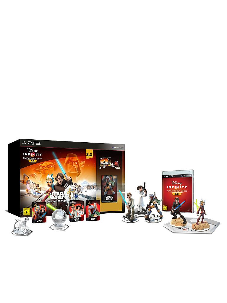 PS 3 | DISNEY INFINITY 3.0 - Special Edition | transparent