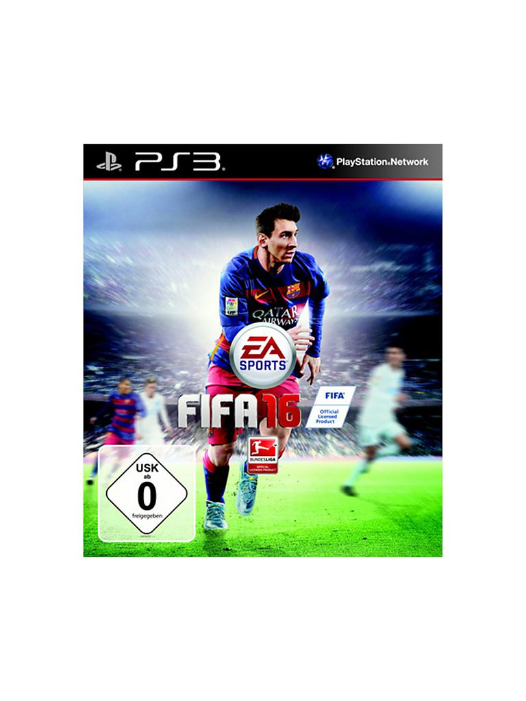 PS 3 | FIFA 16 | transparent
