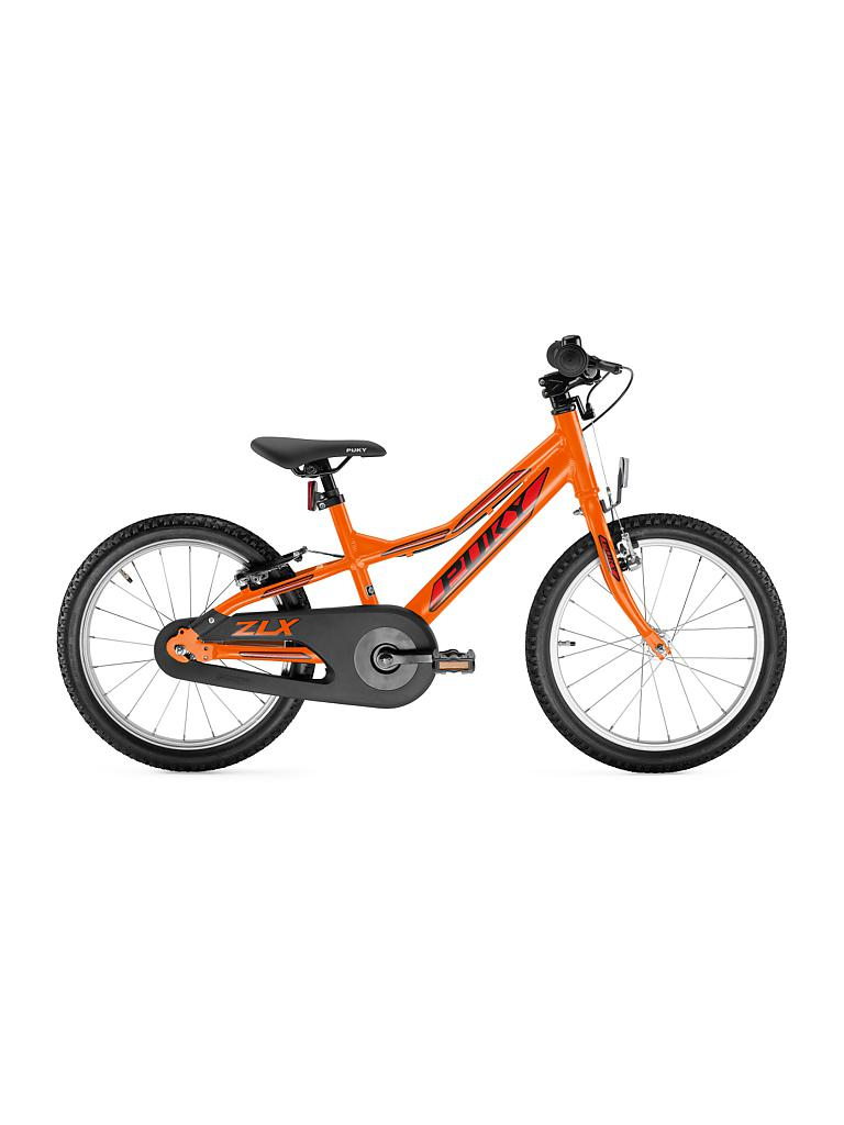 PUKY | Kinderfahrrad Cyke ZLX 18-1 Alu F 4374 | orange