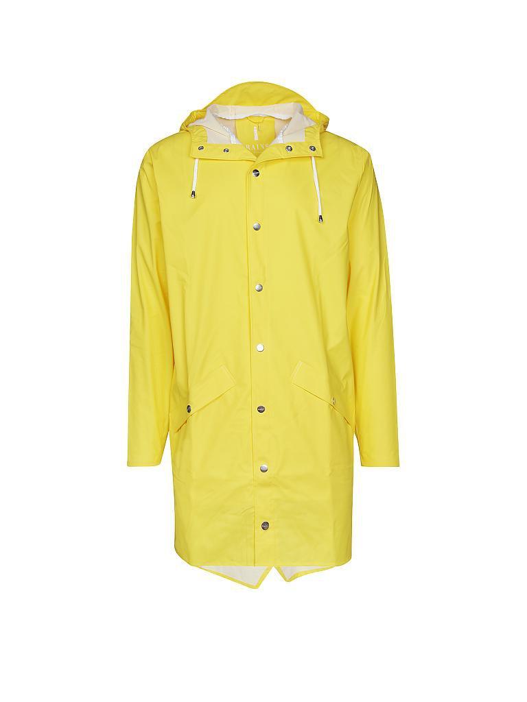 rains regenmantel gelb xs s. Black Bedroom Furniture Sets. Home Design Ideas